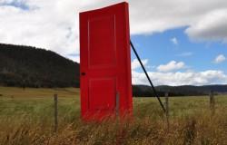 field door